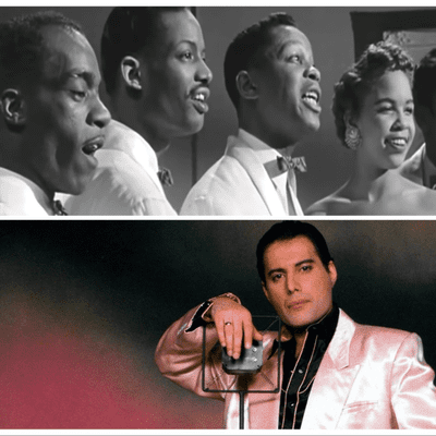 El Recuento Musical - The Great Pretender - 3 historias de la canción de The Platters que define a Freddie Mercury