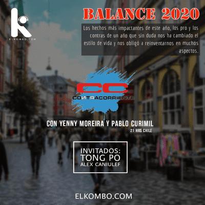 El Kombo Oficial - Balance 2020 (Contracorriente)