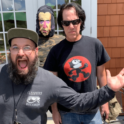 Turned Out A Punk - Episode 362 - John Brannon (Negative Approach, Static, Laughing Hyenas, Easy Action)