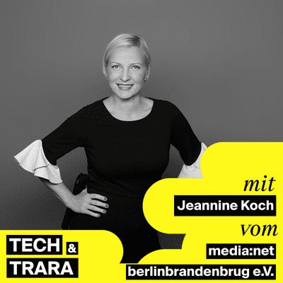 Tech und Trara - TuT #48 - Wie vernetzt man Communities digital? Mit Jeannine Koch