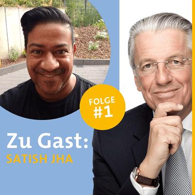 Diagnose: Zukunft - Der Experten Podcast - #1 Seit 5 Wochen in Quarantäne. Lagebricht aus Heinsberg, dem Epizentrum der deutschen Corona-Infektion.
