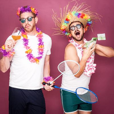Ausdauersport Liebe – die Formel zum Glück - Disziplin 17 – Ich hab noch nie