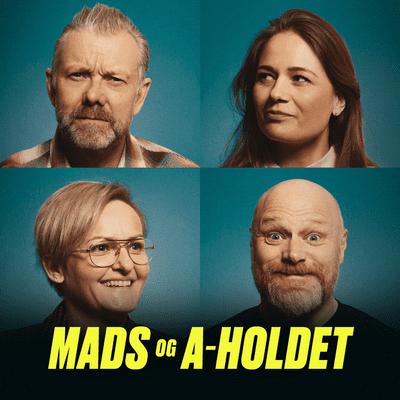 Mads og A-holdet - Episode 6 - del 2. Trække invitationer tilbage, gå tilbage til sin eksmand og materialistiske gaveønsker.