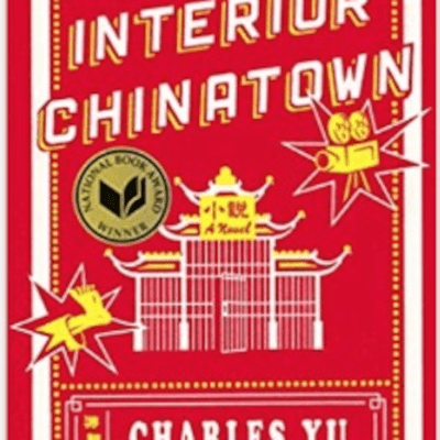 The Avid Reader Show - Episode 579: Interior Chinatown Charles Yu