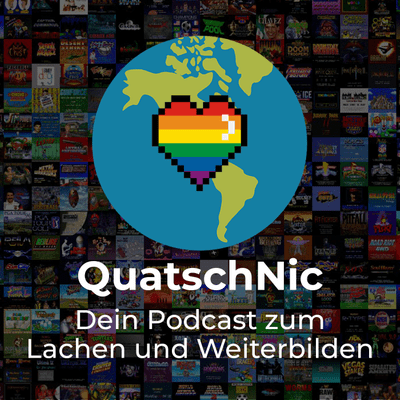 QuatschNic - Videospiele die in nächster Zeit veröffentlicht werden - Episode 01