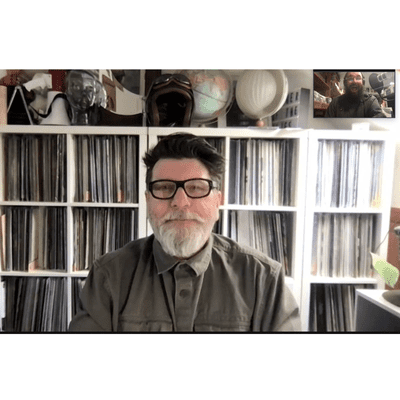 Turned Out A Punk - Episode 339 - Will Sergeant (Echo & The Bunnymen, Electrafixation, Poltergeist)