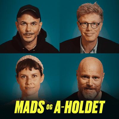 Mads og A-holdet - Episode 36: Fars arv, muligt juledrama i delefamilien og kørekort eller rygning