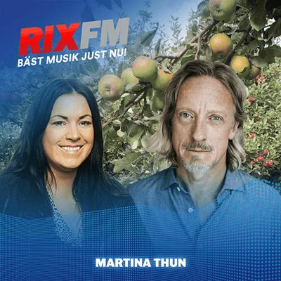 Martina Thun - Charlie Drevstam - Den ofrivillige äppelodlaren!