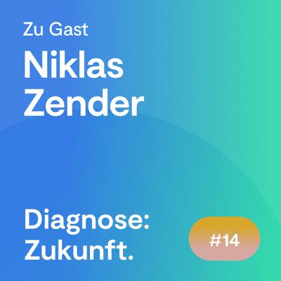 Diagnose: Zukunft - Der Experten Podcast - #64 Medizinische Zusammenarbeit durch eine dezentrale Plattform