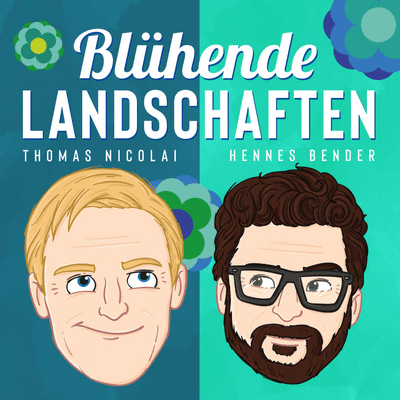 Blühende Landschaften - ein Ost-West-Dialog mit Thomas Nicolai und Hennes Bender - #48 Der Bär im Biomarkt