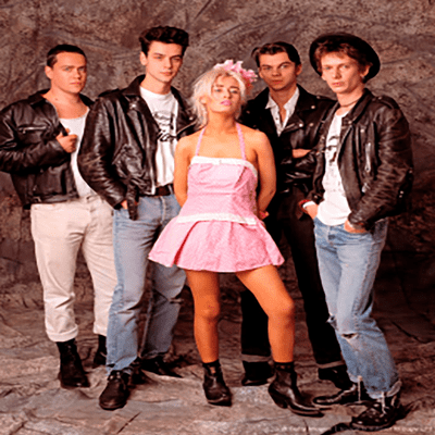 DJ Jorge Gallardo Radio - Transvision Vamp - Evil Never Come Back