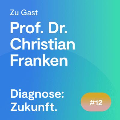 Diagnose: Zukunft - Der Experten Podcast - #62 Personalisierte Arzneimittel durch 2D- und 3D-Druck