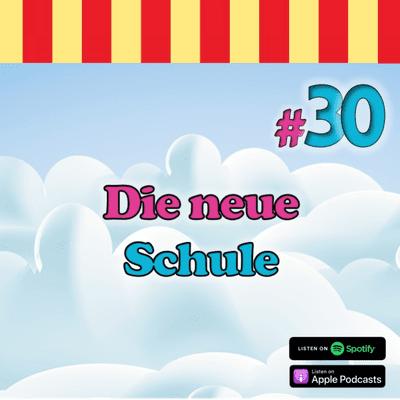 Inside Neustadt - Der Bibi Blocksberg Podcast - #30 - Die neue Schule