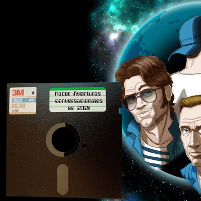 MS-DOS CLUB - MS-DOS CLUB - Extra Floppy Vol 5 - Haciendo Aventuras conversacionales en 2021