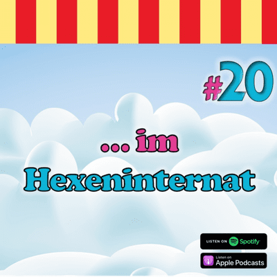 Inside Neustadt - Der Bibi Blocksberg Podcast - #20 - Bibi im Hexeninternat