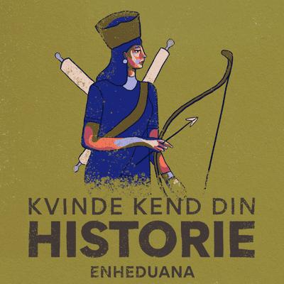 Kvinde Kend Din Historie  - S3 – Episode 3: Enheduana – verdens første kendte digter