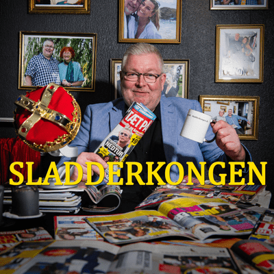 Sladderkongen.dk - 37. Søren Le Schmidt fortæller om livet som stjerne-designer for blandt andre kronprinsesse Mary.