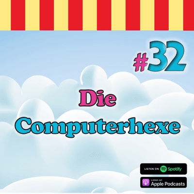 Inside Neustadt - Der Bibi Blocksberg Podcast - #32 - Die Computerhexe