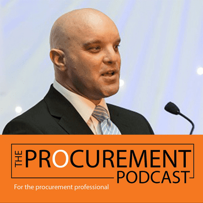 The Procurement Podcast - Episode 011: The Role of Procurement in the Banking Industry with Tony Crane