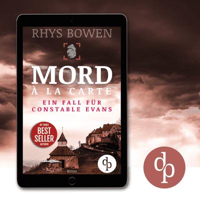 Buchplausch - Mord Á La Carte von Rhys Bowen