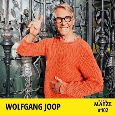 Hotel Matze - Wolfgang Joop – Wie füllt man die Leerstellen der Seele?