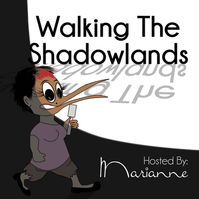 Walking the Shadowlands - Episode 40: #2 - UFOs in the Night Sky - A Conversation With Bonnie