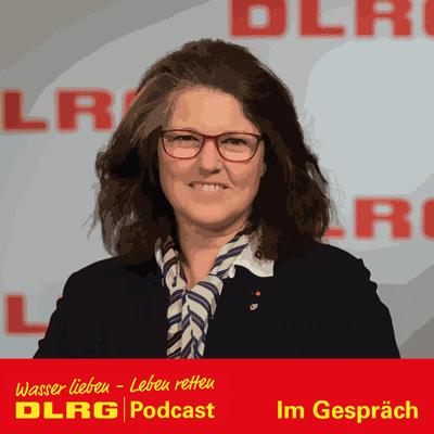 """DLRG Podcast - DLRG """"Im Gespräch"""" Folge 033 - Vizepräsidentin Ute Vogt zieht Bilanz"""