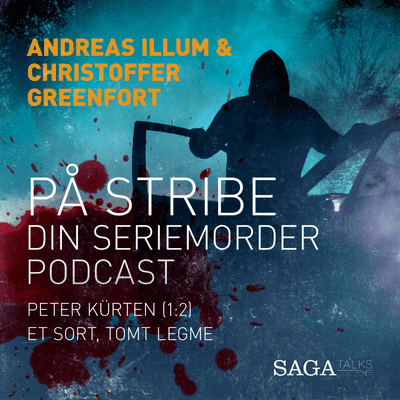 På stribe - din seriemorderpodcast - Peter Kürten 1:2
