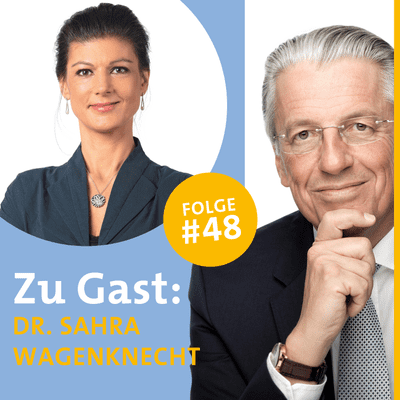 Diagnose: Zukunft - Der Experten Podcast - #48 Welche Konsequenzen hat Corona für Deutschland?