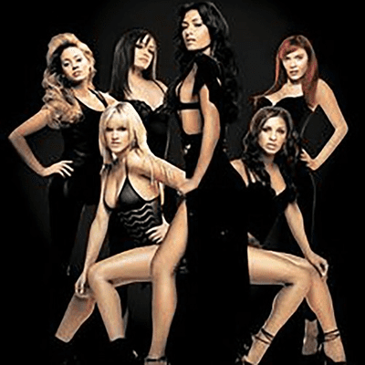 DJ Jorge Gallardo Radio - 3HITSMIXED 036 The Pussycat Dolls - Sounds Cool
