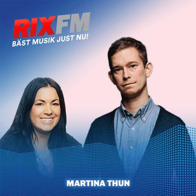 """Martina Thun - Erik Niva om podden – """"Tyckte idén var sisådär först"""""""