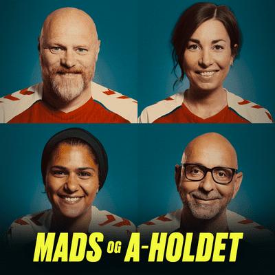 Mads og A-holdet - Episode 22: Når sociale medier tager overhånd, hårde opdragelsesmetoder og sugardating.