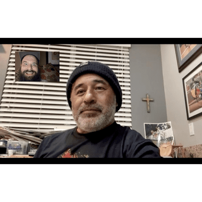 Turned Out A Punk - Episode 361 - Steve Caballero (The Faction, Odd Man Out, Bones Brigade, Urethane)