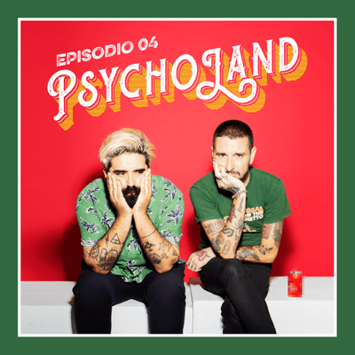 Psycholand - T2 E04 Adonis y adefesios, parte 2: asesinos en serie poco agraciados