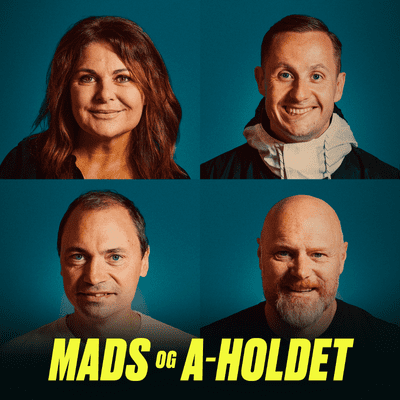 Mads og A-holdet - Episode 34: Ubrugeligt tatoveringsgavekort, søster i psykisk voldeligt forhold og fødselsdagsgaver der aldrig dukker op.