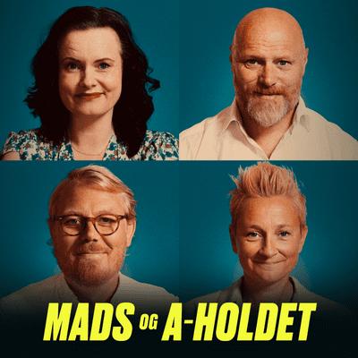 Mads og A-holdet - Episode 28: Ninus spolerer freden, utilfredsstillet sexlyst og problemer i trekløveret.