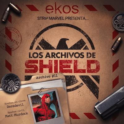Los Archivos de SHIELD - 11. Daredevil, el hombre sin miedo