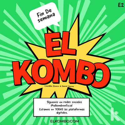 El Kombo Oficial - El Kombo en Canica Radio E2