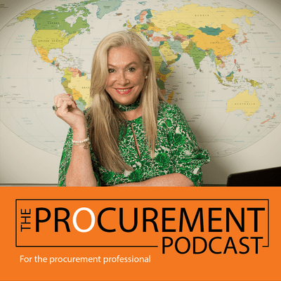 The Procurement Podcast - Episode 013: How to Focus Procurement Activities with Jody Rowe
