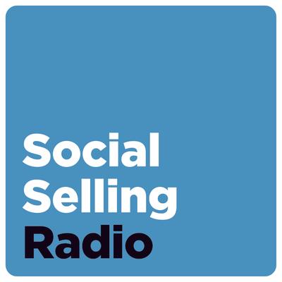 Social Selling Radio - Sådan kickstartede en iværksætter sit salg med social selling