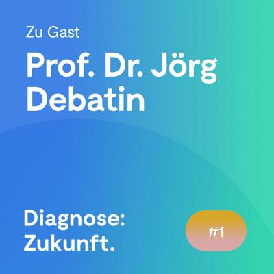 Diagnose: Zukunft - Der Experten Podcast - #51 Der Health Innovation Hub und das papierärmste Krankenhaus