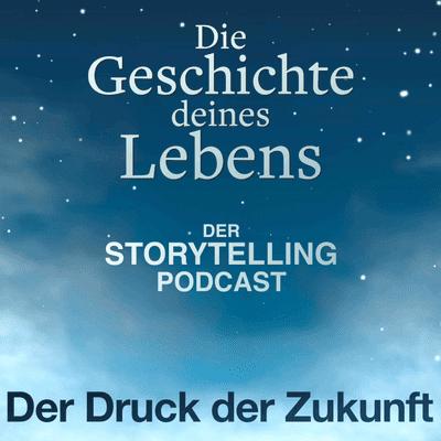 """Storytelling: Die Geschichte deines Lebens - """"Der Druck der Zukunft"""" mit Anna Junker"""