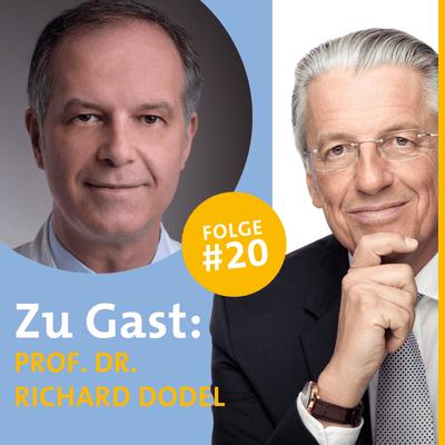 Diagnose: Zukunft - Der Experten Podcast - #20 Corona: Demenz-Patienten besonders bedroht?