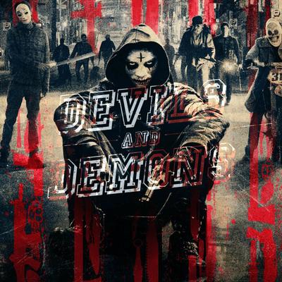 Devils & Demons - Der Horrorfilm-Podcast - 185 The Purge - Die komplette Reihe feat. Michael Onnen (Ruhe im Saal)