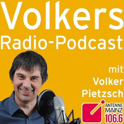 ANTENNE MAINZ Sonntagstalk mit Volker Pietzsch - Christian Giesen