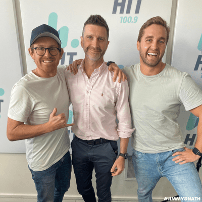 Jimmy & Nath - Hit Hobart 100.9 - TASCAHRD: CEO Cameron Brown Chats Red Thread Charity Gala