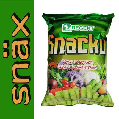 snäx - Der Knabberpodcast | Snacks und Knabbereien aus aller Welt - 036 | Regent - Snacku | Philippinen