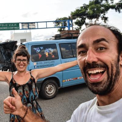 Un Gran Viaje - En furgo por Europa y América desde 2014, con Lidia y Javi de Van Travelers | 45