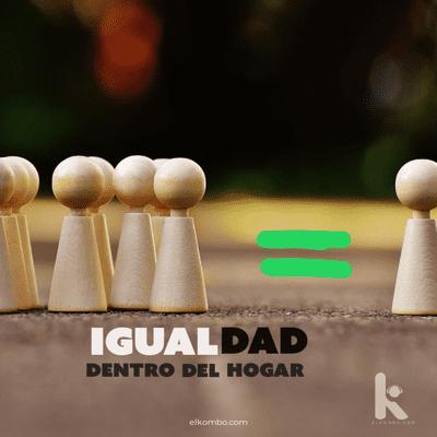 El Kombo Oficial - ¿Igualdad dentro del hogar?