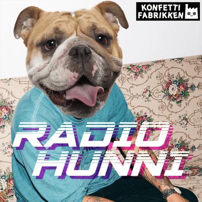 RADIO HUNNI - Klam mad, vilde stunts og en sulten slange